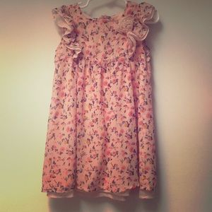 Girls 4t floral dress